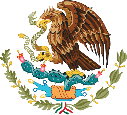 File:Coat of arms of Mexico.png