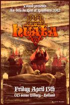 Roadburn 2012 - Huata