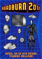 Roadburn 2012 - Event Poster - Michel Langevin