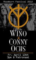 Roadburn 2012 - Wino & Conny Ochs