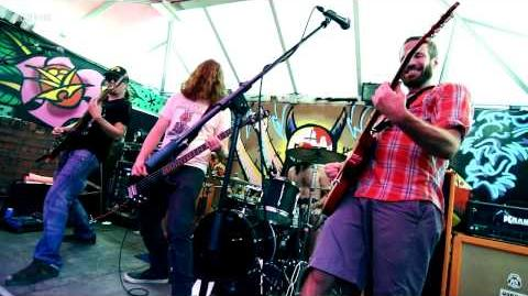 Ten Foot Wizard - Riff Fest, Alma Inn, Bolton UK 23-Aug-2014