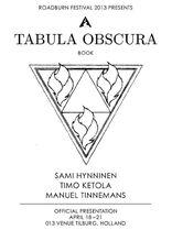 Roadburn 2013 - Tabula Obscura