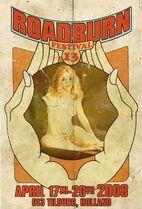 Roadburn 2008 - Main Poster