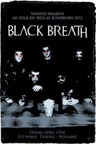 Roadburn 2012 - Black Breath