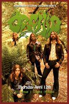 Roadburn 2012 - Orchid