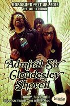 Roadburn 2015 - Admiral Sir Cloudesley Shovell