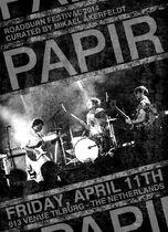 Roadburn 2014 - Papir - Friday