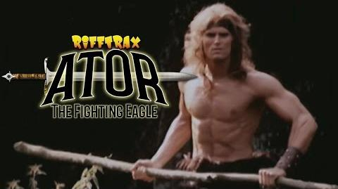 RiffTrax Ator, the Fighting Eagle (Preview Clip)