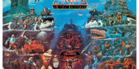 Masters of the Universe Series