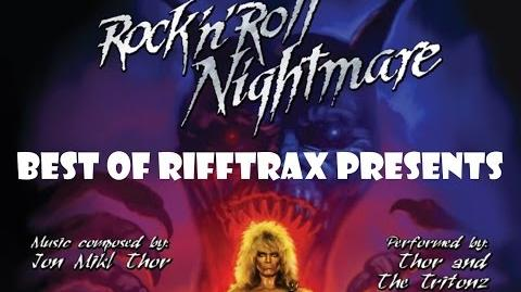 Best of Rifftrax Rock n Roll Nightmare