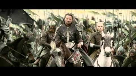 Lord of the Rings Return of the King Rifftrax sample