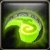 Green Widemouth Lure Icon