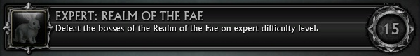 Expert Realm of the Fae