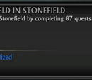 Playing the Field in Stonefield