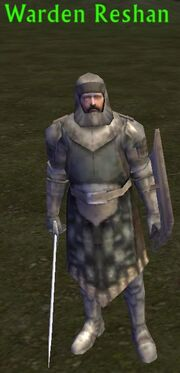 Warden Reshan
