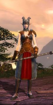 Female-druid