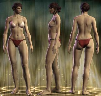Patrician's Legs Female
