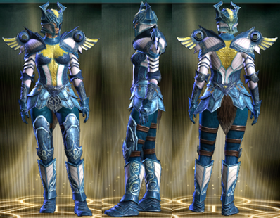 Tam's Set Female