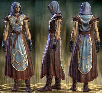 Conjurer's Set Female