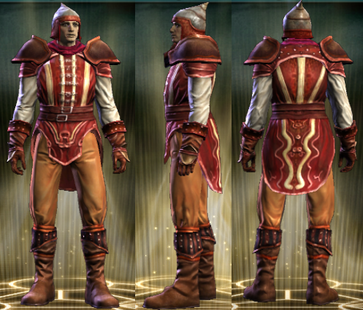 Enchanter's Set Male