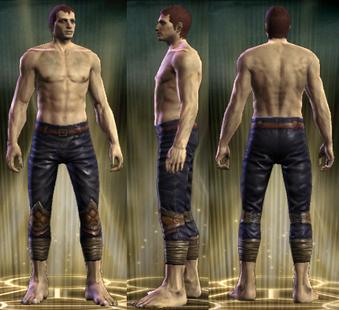 Conjurer's Legs Male
