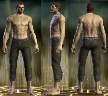 Refurbished Mathosian Legs Male