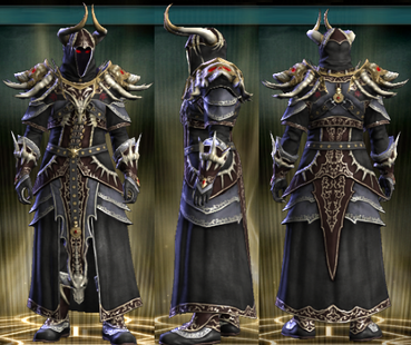 Theurgist's Set Male