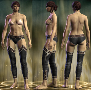 PvP R6 Cloth Pants Theurgist Female