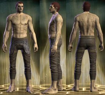 Mountaineer's Legs Male