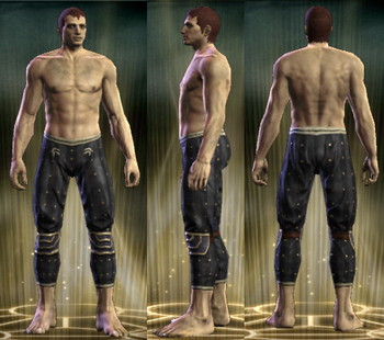Betrayer's Legs Male