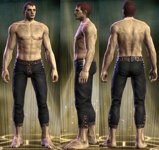 Theurgist's Legs Male