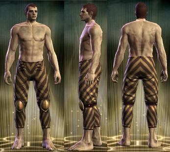 Cavalier's Legs Male