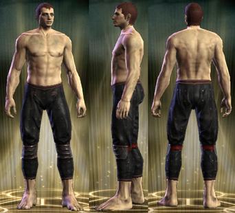 PvP R4 Cloth Legs Occultist Male