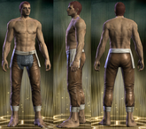 Acolyte Legs Male