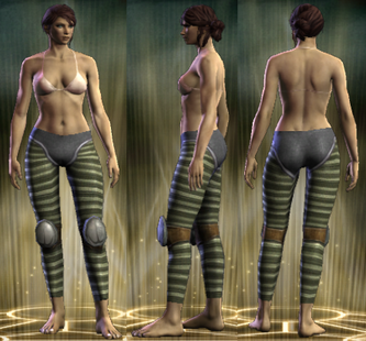 Vindicator's Legs Female