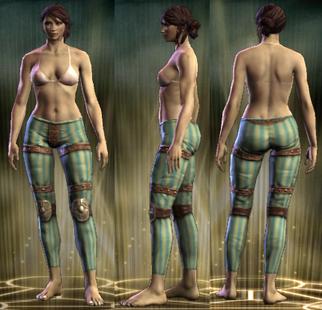 Ravager's Legs Female