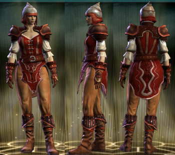 Enchanter's Set Female
