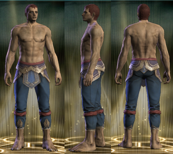 Nyx's Legs Male