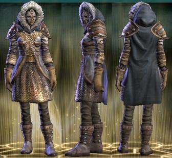 Mountaineer's Set Female