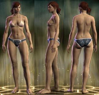 PvP R4 Chain Redeemer Legs Female