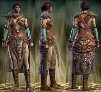 Heretic's Set Female