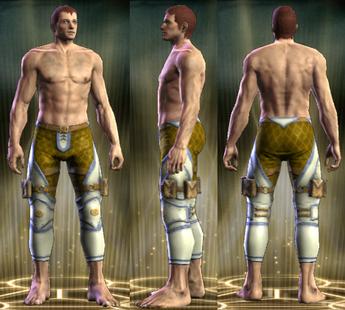 Lymond's Legs Male