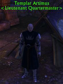 Guardian - Templar Artimus