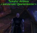 Templar Artimus