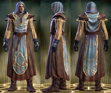 Conjurer's Set Male