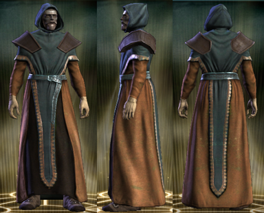 Viscount's Cloth Set Male