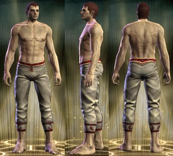 Dean's Legs Male