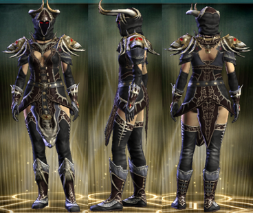 Theurgist's Set Female
