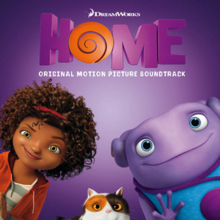 Home soundtrack cover