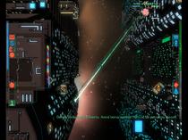 Gemini Laser Cannon example